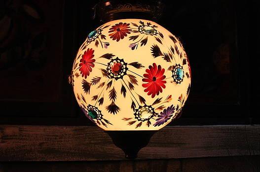 Globe by Isabella Rocha