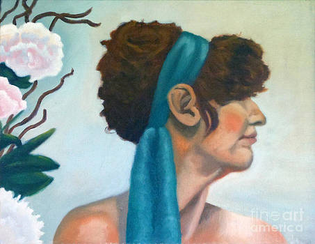 Gloria's Flowers by Whitney Morton