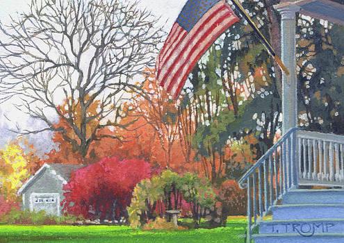 Glorious Morn by Teresa Tromp