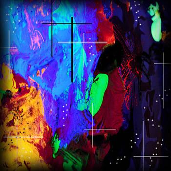 Glow Paint 2 by Andrew Sliwinski