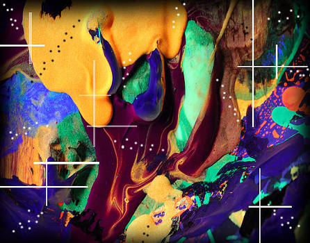 Glow Paint 4 by Andrew Sliwinski