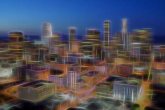 Kelley King - Glowing City