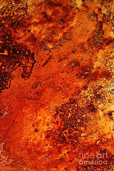 Lisa Payton - Glowing Molten Lava