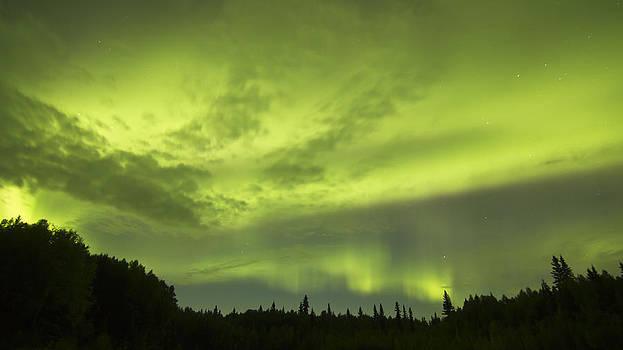 Glowing Skies by Jesse Attanasio