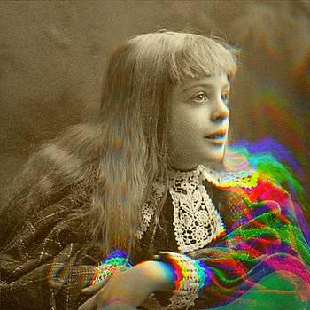 Go Ask Alice. #glitche #glitcheapp by Mary Welsch