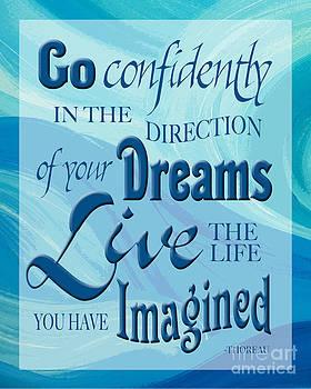 Go Confidently by Ginny Gaura