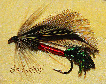 Go Fishin by Jennifer Muller