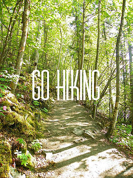 Go Hiking by Jennifer Kimberly
