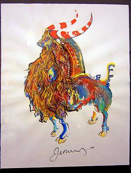 Goat by Alptekin GORUNUS