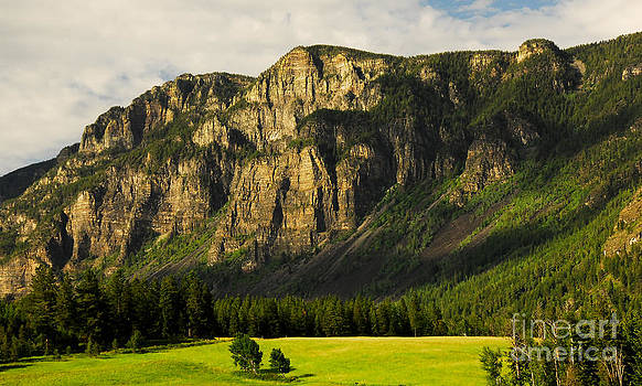 Goat Mountain by Sam Rosen