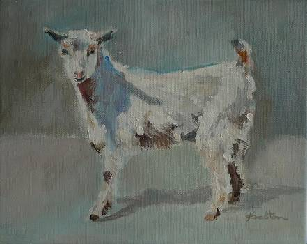 Goat by Veronica Coulston