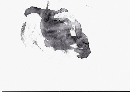 Goat Year by Vladas Orzekauskas