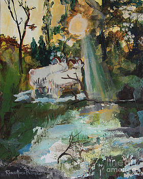 Goats by Robin Maria Pedrero