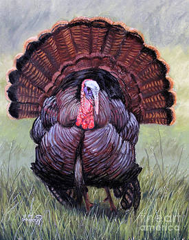 Gobbler by Deb LaFogg-Docherty