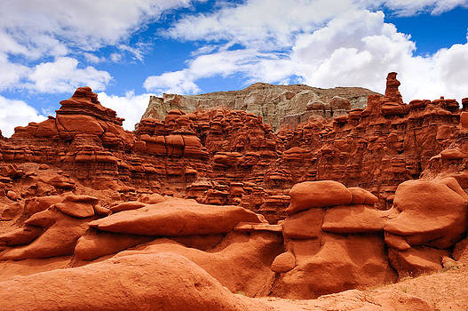 Goblin Valley State Park by Don and Bonnie Fink