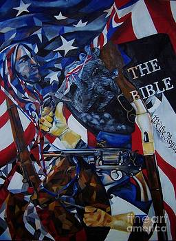 God and Country by Laneea Tolley