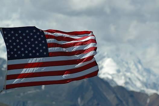 God Bless America  by Jeffery Akerson