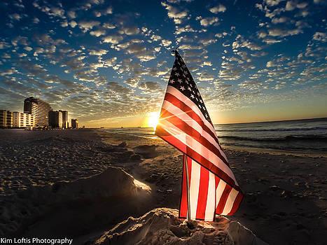 God Bless the USA by Kim Loftis