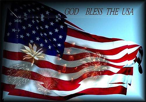 God Bless The USA by Scott Ware