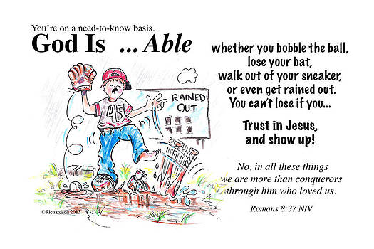God Is Able by George Richardson