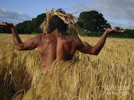 Corn God by Oberon Ahura Star