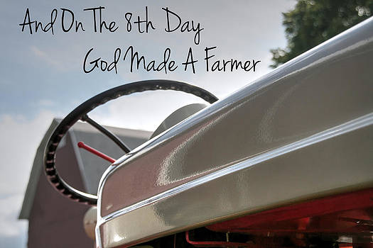 God Made A Farmer by Heather Allen