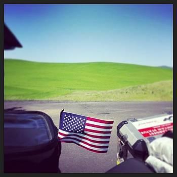 Godbless America by Justin Davanzo