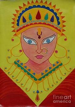 Goddess Durgamma by Jnana Finearts