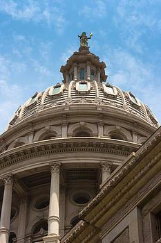 Goddess of Liberty at Austin by Ed Gleichman