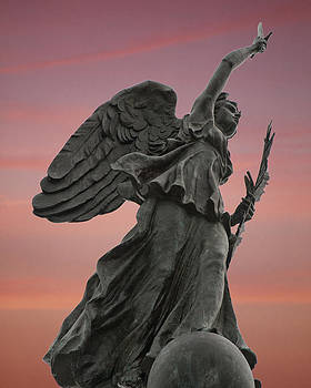 Goddess of Victory and Peace by Wayne Letsch