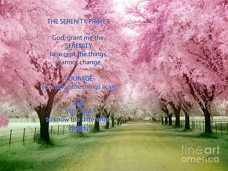 God's Meadow the Serenity Prayer by Heinz G Mielke