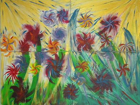 God's Garden by Reggie Hager
