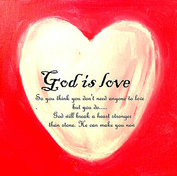 Gods Love by Amanda Dinan