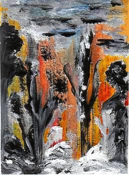 Lesley Fletcher - Gods of Winter Fire