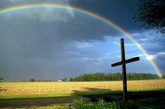 God's promise by Randy  Shellenbarger