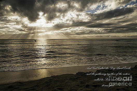 God's Sea And Earth by Bill Baer