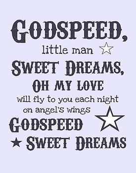 Jaime Friedman - Godspeed Sweet Dreams
