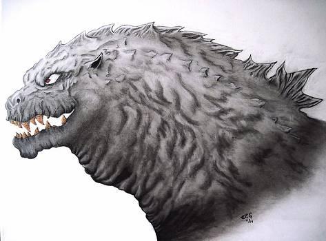 Gilbert Photography And Art - Godzilla