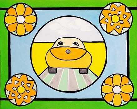 Goie Car by Goie Goie FunArt
