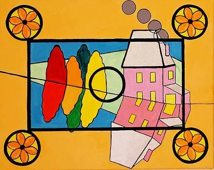 Goie House by Goie Goie FunArt