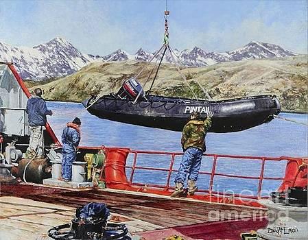 Going Ashore by David McEwen