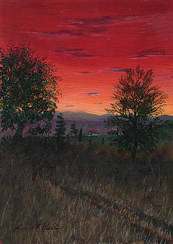 Going Home by Kenneth Stockton
