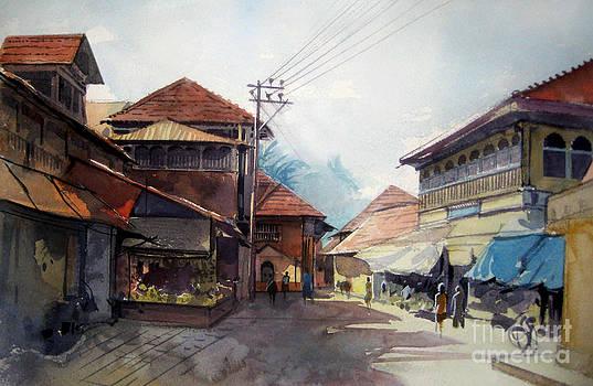 Gokarna Temple by Ravindra Kajari
