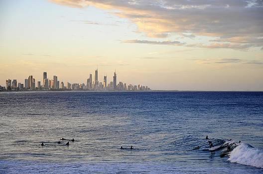 Gold Coast. by Keith Harkin