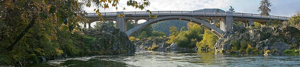 Mick Anderson - Gold Hill Bridge