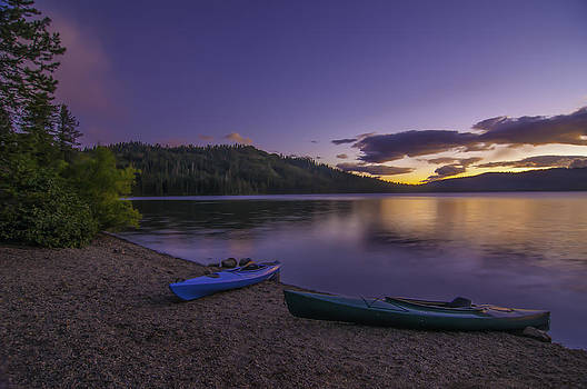 Gold Lake Paradise by Sherri Meyer