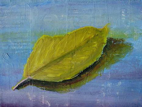Gold Leaf by Michelle Skinner