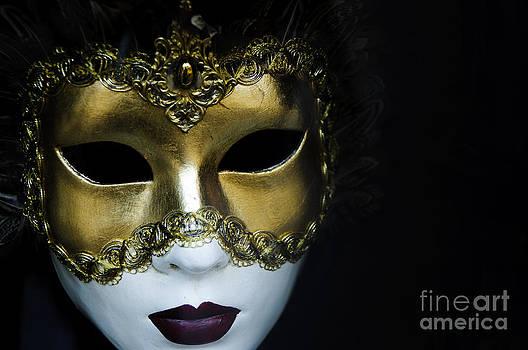Oscar Gutierrez - Gold Mask