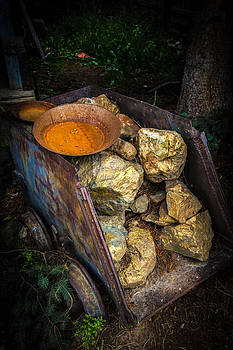 Randall Branham - Gold Miners Cart
