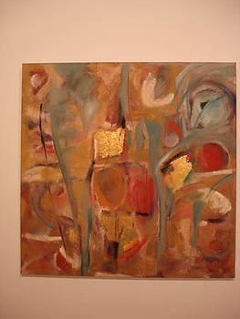 Gold Tan by Carol Massa